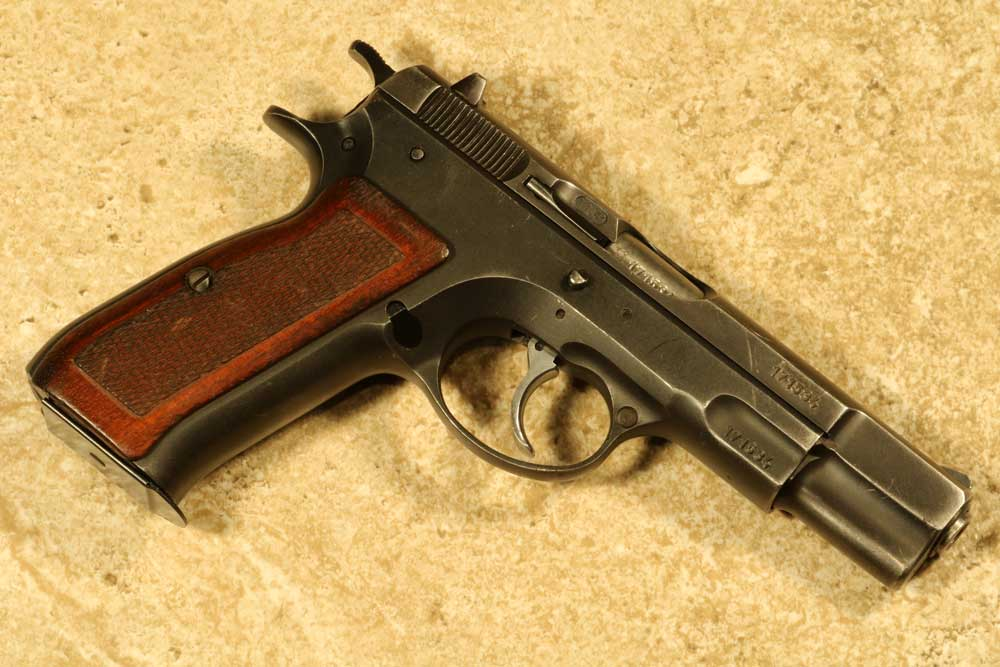 Complete History of the CZ-75 and Its Early Clones | Gun Digest