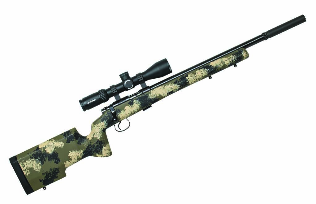 The CZ 457 Varmint Precision Trainer took the ideal .22 LR training rifle and made it mainstream. CZ was the first major manufacturer to get behind what's now the hottest thing in rimfire, if not all of rifle shooting.