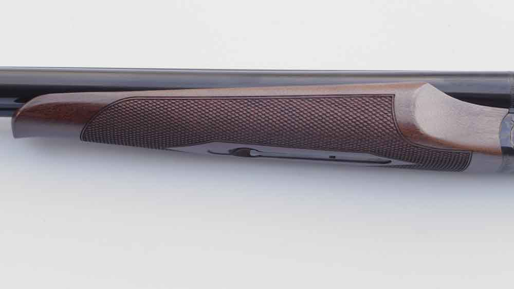 Forend of the CZ Sharp-Tail