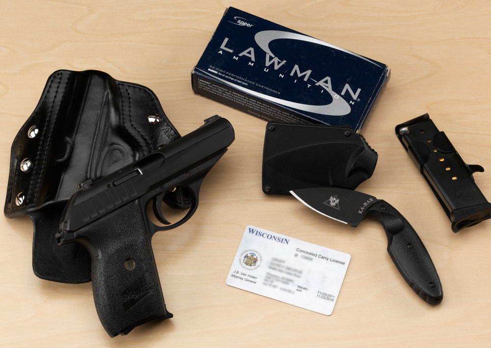 Carry Law and Self-Defense.