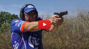 Modern Shooter TV - Colt Competition Pistol
