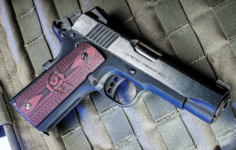 Colt Lightweight Commander Review.