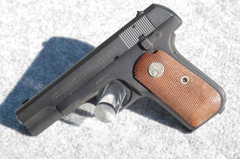 Colt Model 1903 -3