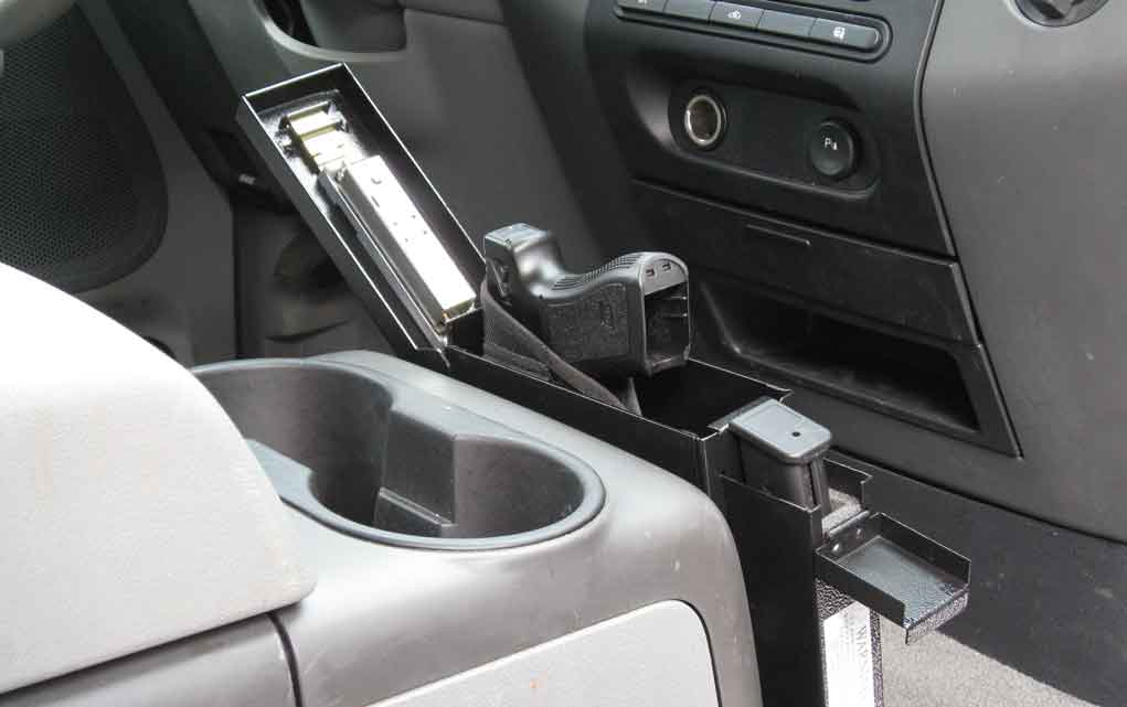 Concealed carry in your car - 3