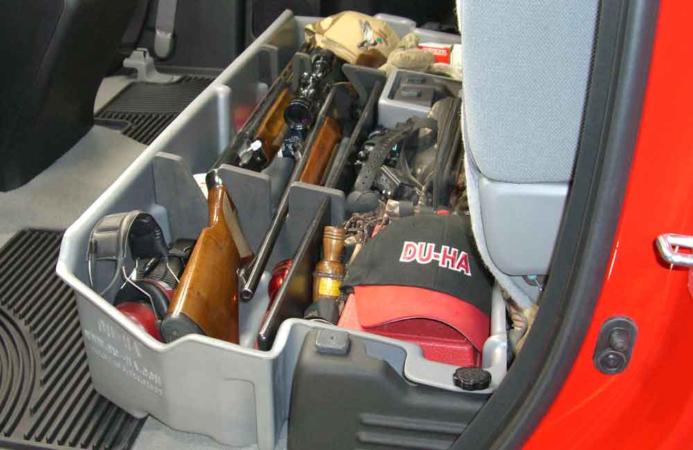 Can I Carry A Gun In My Car While Traveling