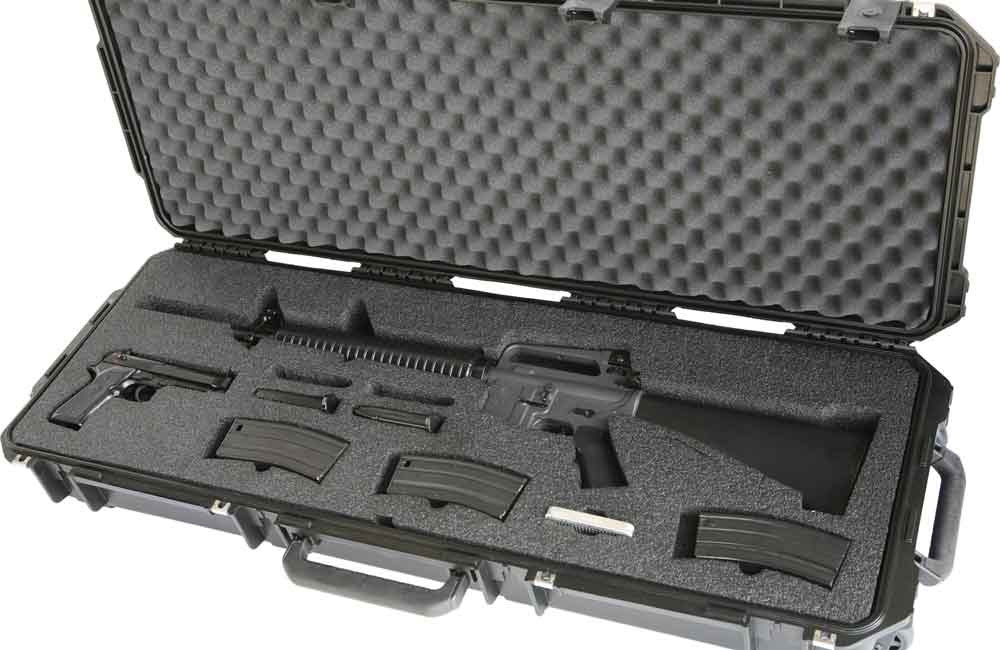 concealed carry in your car - gun case