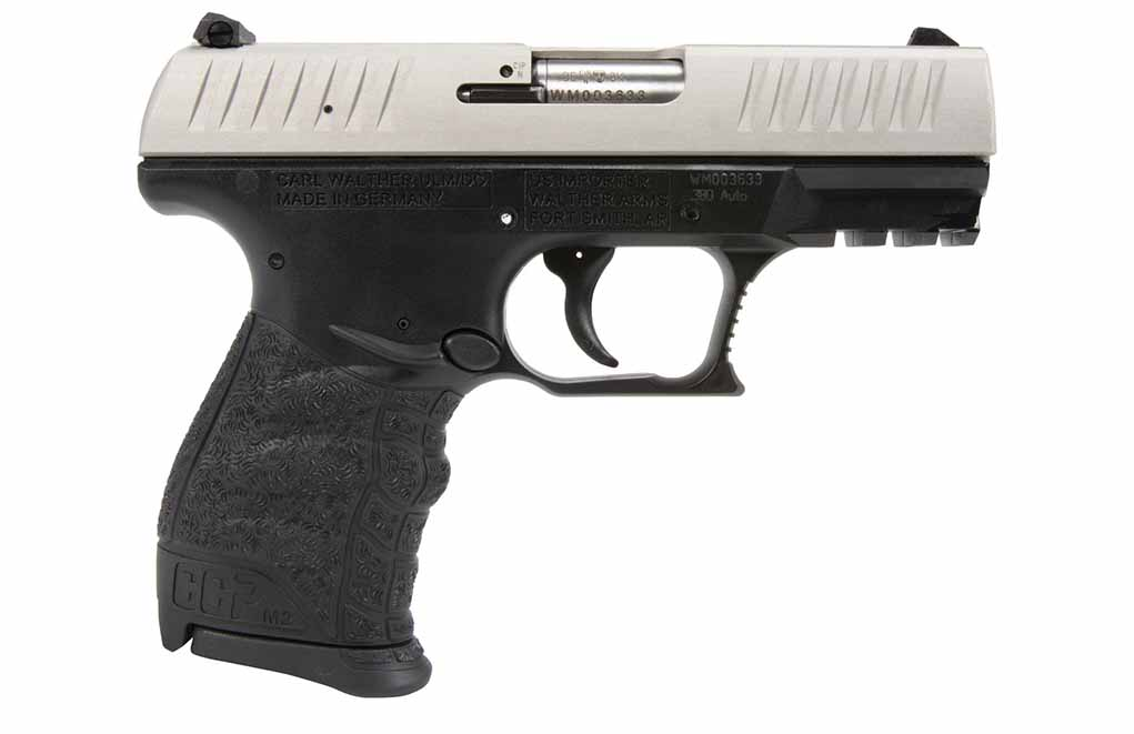 Concealed Carry Handgun Walther CCP M2