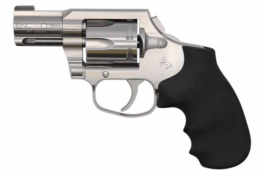 Concealed Carry Revolver Colt King Cobra
