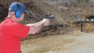 Concealed carry training.