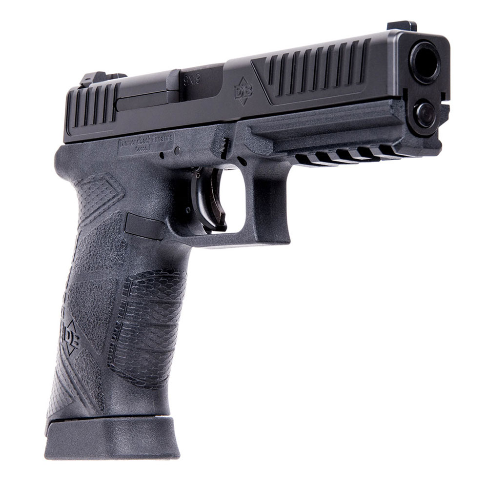 Diamondback Introduces Full-Sized Polymer Pistol | Gun Digest