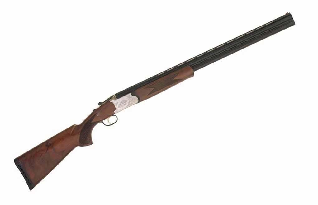 Double Barrel Shotgun Tristar Hunter EX