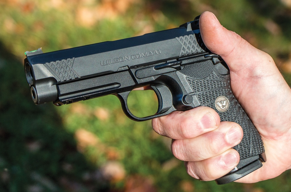 The Wilson Combat EDC X9 might just be the best pistol ever.