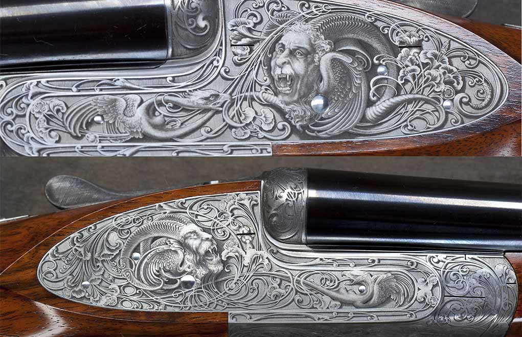 Engraved Guns 6
