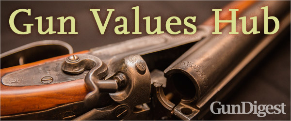 Gun Digest Gun Values and Gun Prices Hub! Welcome to the Gun Values Hub from Gun Digest, where you'll find information on firearm values and gun prices in a variety of formats. Just follow the steps below to get started.