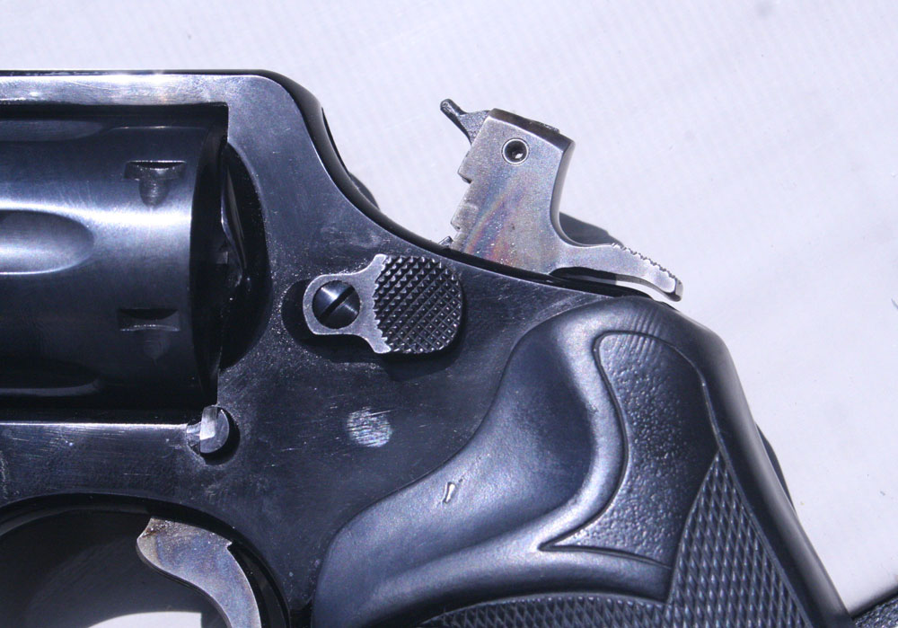 "Author has done multiple ""cocked revolver/hair trigger"" cases, in some of which the allegation was false. He recommends defensive revolvers be rendered double action only."