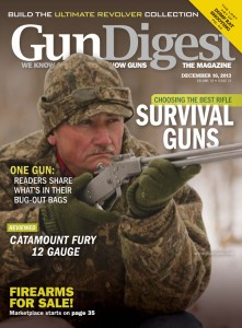 Gun Digest the Magazine, December 16, 2013