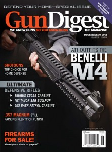 Gun Digest the Magazine, December 30, 2013