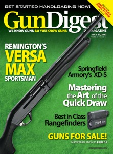 Gun Digest the Magazine, May 20, 2013