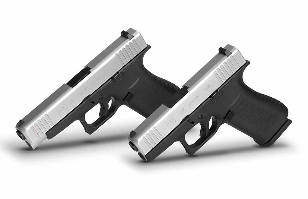 Glock 43X And Glock 48 4