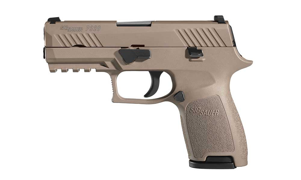 handguns for women - SIG P320