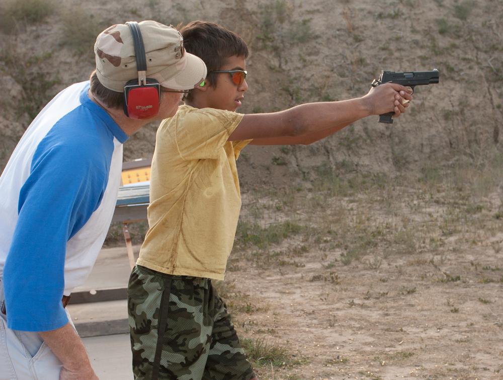 6 Handgun Shooting Fundamentals