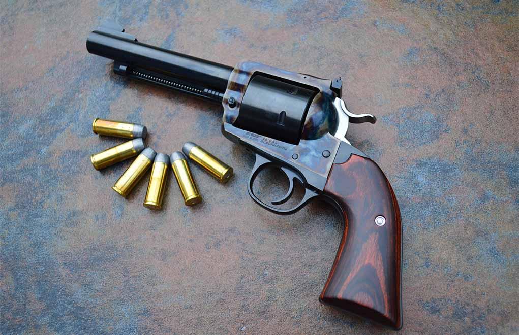 Handgun Hunting Hunting Revolvers Ruger Turnbull Bisley