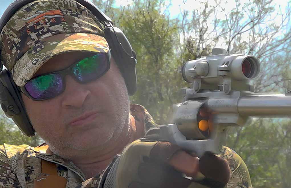 Handgun Hunting Hunting Revolvers lead