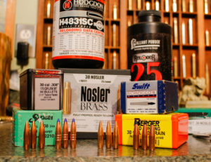 Hodgdon's-H4831SC-and-Alliant's-Reloder25-worked-best-across-the-spectrum-of-bullets