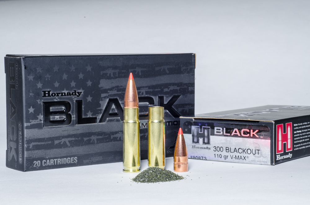 Hornady Black Review - 300 BLK - 2