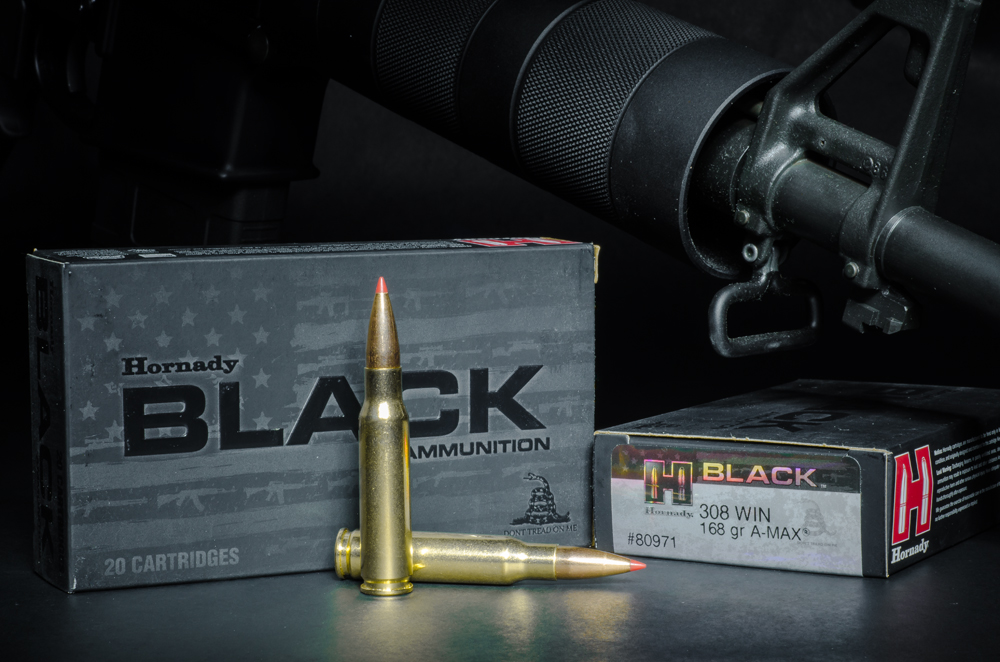 Hornady Black review - 308 - 1