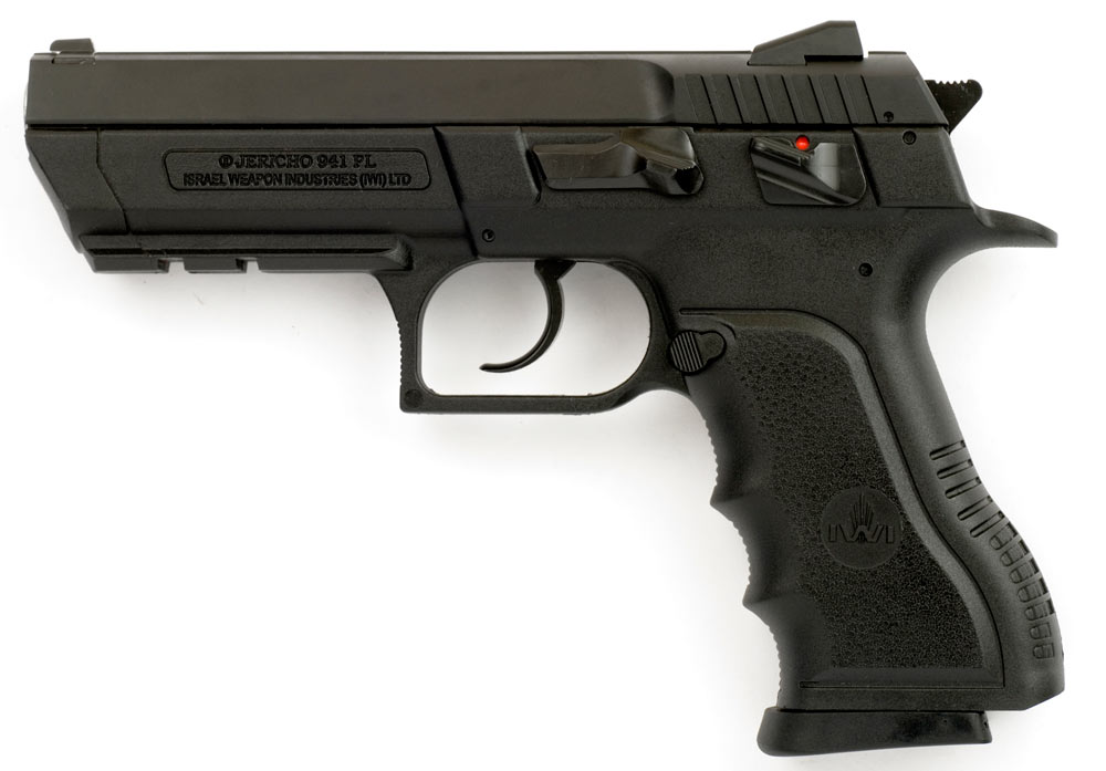 Israel Weapon Industries is set to sell its popular Jericho 941pistol directly to the U.S. market.