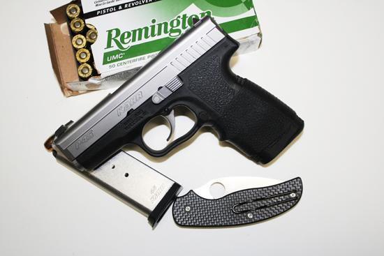 Kahr P45 pistol review