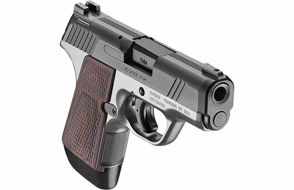 Kimber EVO SP_CDP Best Handgun