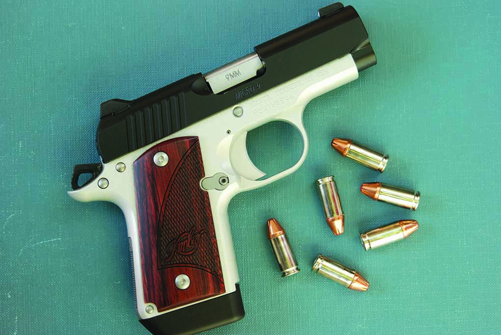 Gun Review: Kimber's Mighty Micro 9 | Gun Digest