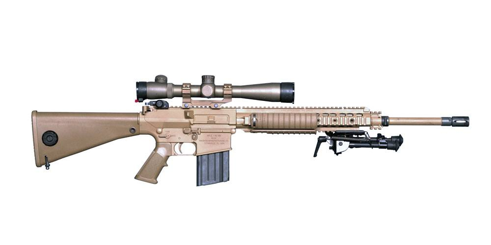 Knight Armament M110 SASS
