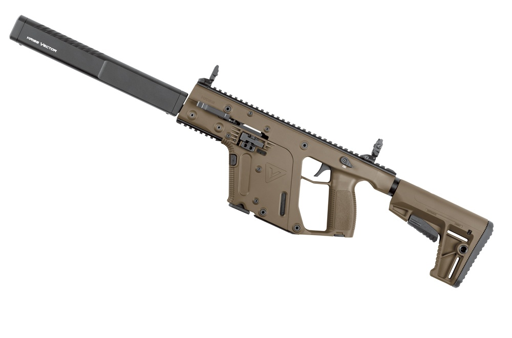 Kriss-Vector - pistol-caliber carbines