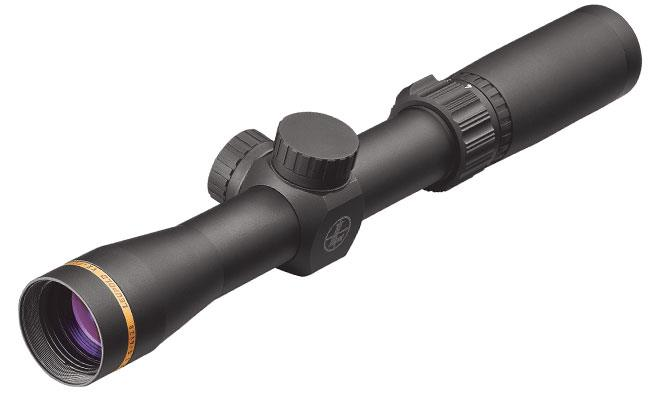 Leupold VX-Freedom Extended Eye Relief 1.5-4×28 Scout Scope.