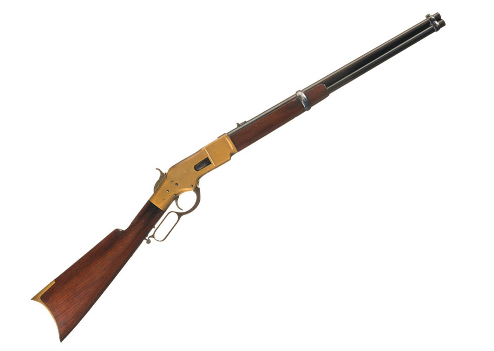 Winchester Third Model 1866 Lever Action Carbine