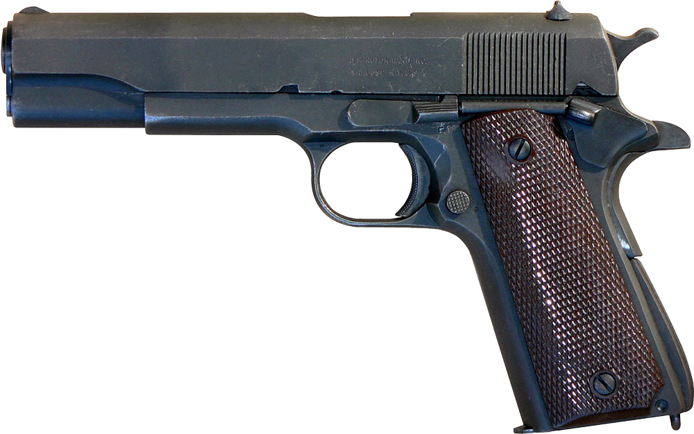 "The M1911A1 could be sold through the Civilian Marksmanship Program, if everything goes smoothly. Photo <a href=""http://commons.wikimedia.org/wiki/User:Illegitimate_Barrister"" target=""_blank"">Wiki Commons</a>."