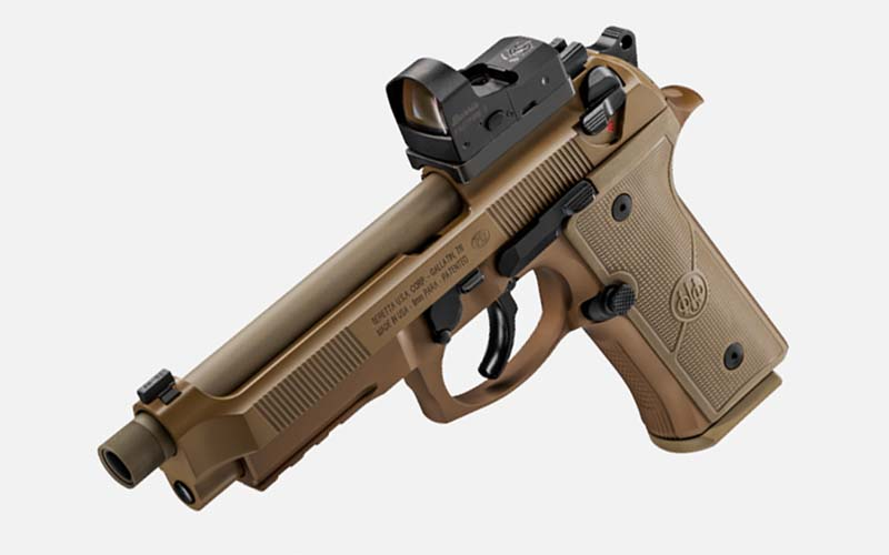 M9A4 with optic