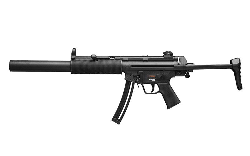 MP5 22 rifle
