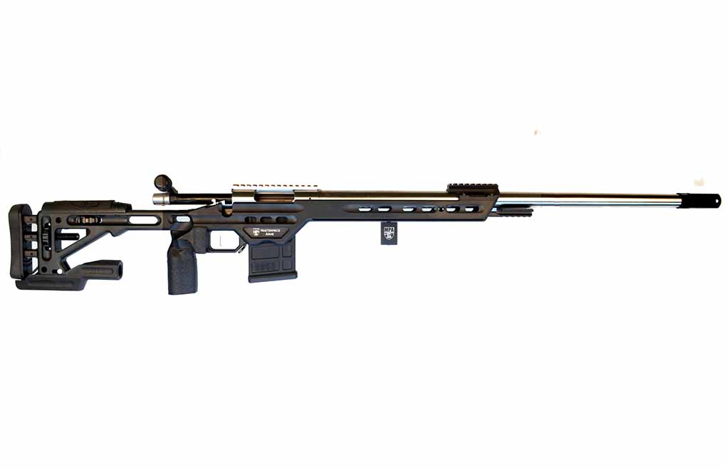 "MPA BA PMR ""Pro"" Competition Rifle"