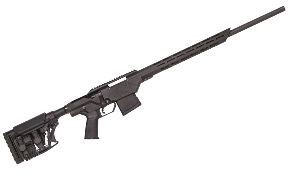 Mossberg MVP Precision, a new choice in 6.5 Creedmoor rifles