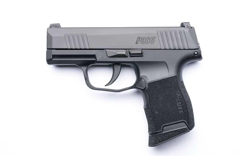 Micro 9mm SIG