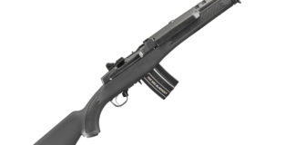 Ruger has expanded its selection of Mini-14s with the addition of a .300 Blackout model.