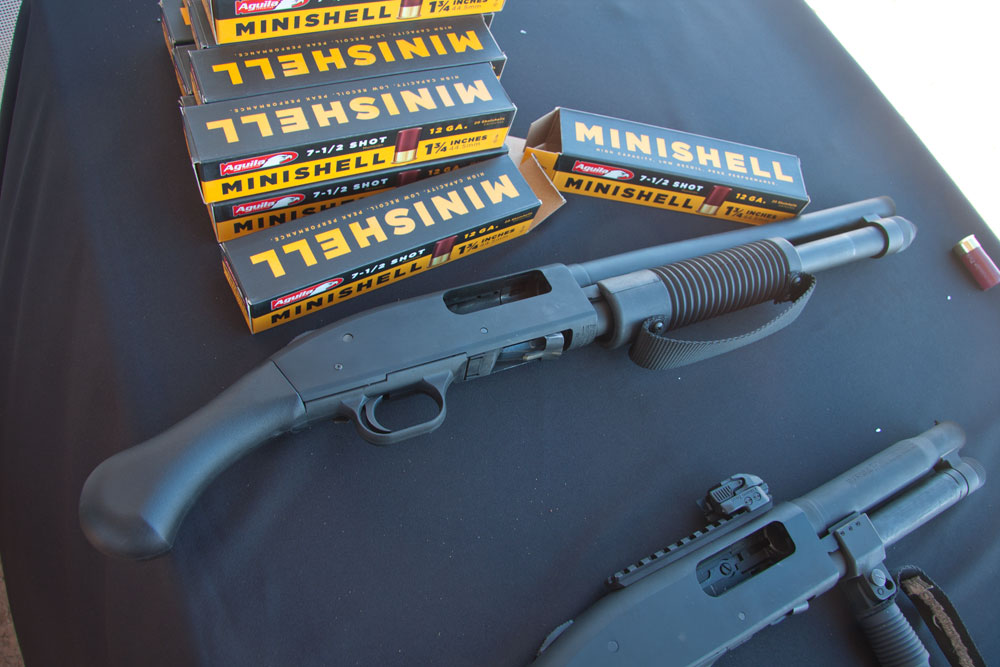Mossberg 590 Shockwave Non-NFA firearm main