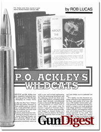 P.O. Ackley Improved Cartridges Compilation Download
