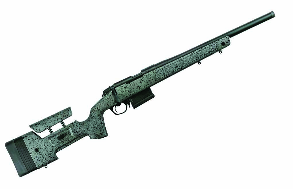 Precision 22 Rifle Bergara