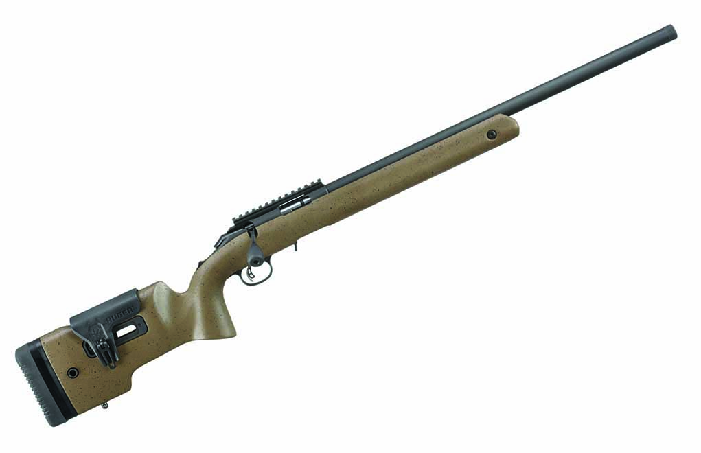 Precision 22 Rifle ruger