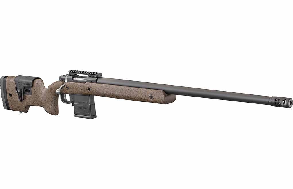 Precision Rifle Ruger Hawkeye